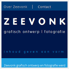 Website Studio Zeevonk