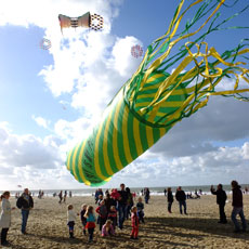 Fun, Kite's, Kids .. Scheveningen, The Hague