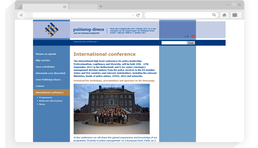 EdPol - The International high level conference for police leadership